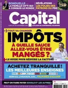 Capital France N.314 - Novembre 2017