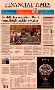 Financial Times UK – 05 September 2019