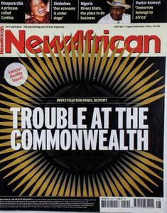 New African - AugustSeptember 2006