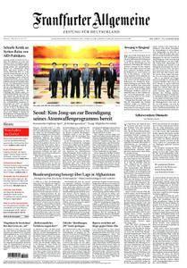 Frankfurter Allgemeine Zeitung F.A.Z. - 07. März 2018