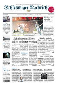 Schleswiger Nachrichten - 25. August 2018