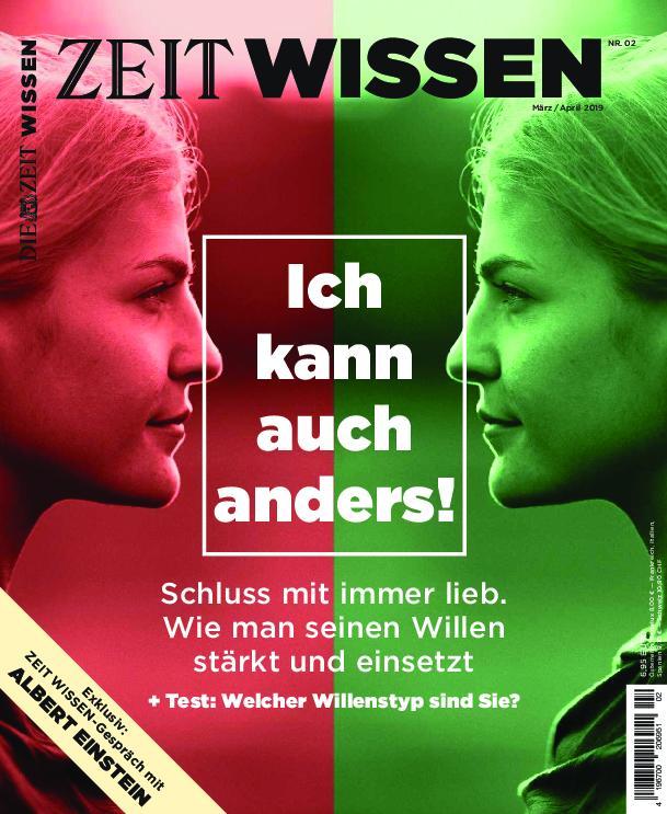 Zeit Wissen - März/April 2019