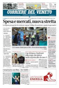 Corriere del Veneto Padova e Rovigo – 04 aprile 2020