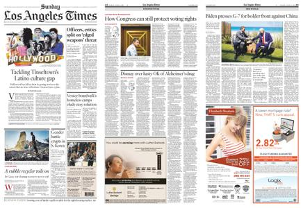 Los Angeles Times – June 13, 2021