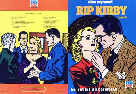 Rip Kirby - Volume 4 - Le Réveil du Cormoran