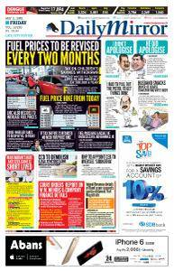 Daily Mirror (Sri Lanka) - May 11, 2018 / AvaxHome