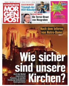 Hamburger Morgenpost - 17 April 2019