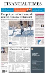 Financial Times USA - April 27, 2020