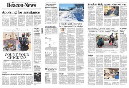 The Beacon-News – February 19, 2021