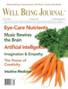 Well Being Journal - July-August 2019