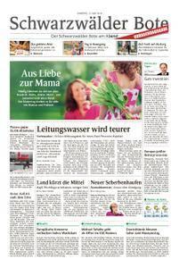 Schwarzwälder Bote Hechingen - 12. Mai 2018