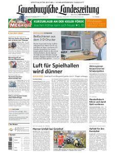 Lauenburgische Landeszeitung - 29. November 2017