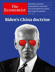 The Economist Continental Europe Edition - July 17, 2021