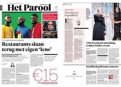 Het Parool – 08 januari 2018