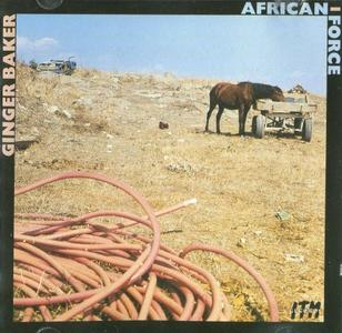 Ginger Baker - African Force (1987) {ITM}
