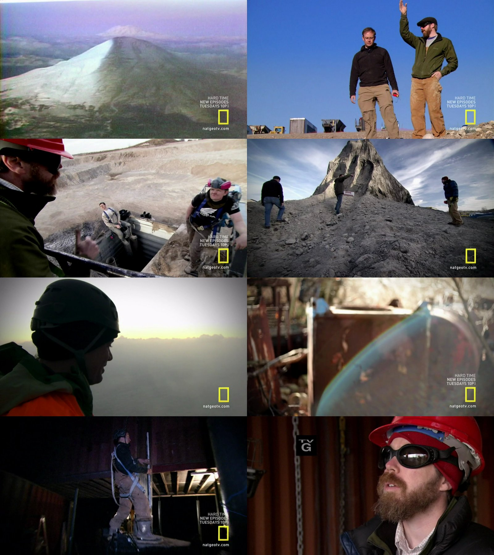 National Geographic - How to Build a Volcano (2011)