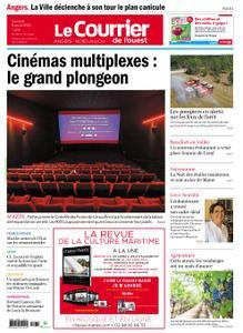 Le Courrier de l'Ouest Angers – 08 août 2020