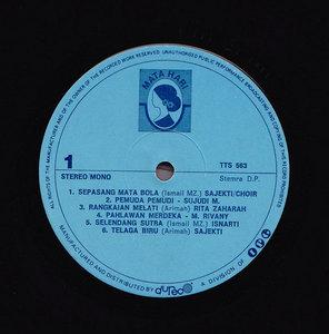 Reveries in Krontjong (1965) 24-Bit/96-kHz Vinyl Rip