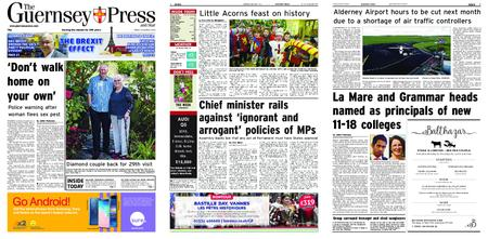 The Guernsey Press – 29 March 2019