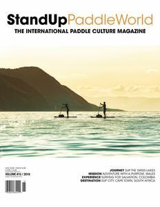 Stand Up Paddle World  - July 2019