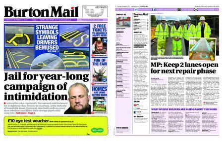 Burton Mail – October 05, 2017