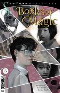 Books of Magic 006 (Scanlation 731) (2019)