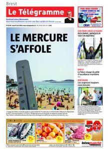 Le Télégramme Brest – 27 juin 2019
