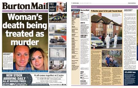 Burton Mail – September 07, 2019