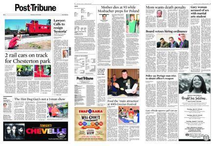 Post-Tribune – July 19, 2018