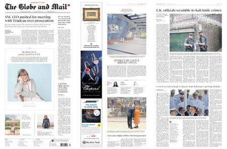 The Globe and Mail – March 08, 2019