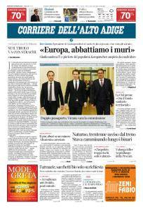 Corriere dell'Alto Adige - 9 Gennaio 2018