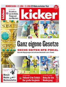 Kicker – 10. September 2020