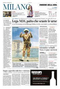 Corriere della Sera Milano - 13 Maggio 2018