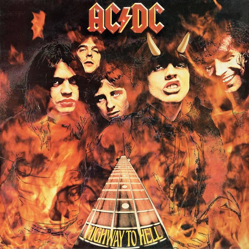 AC/DC: Discography (1975 - 2014) [Vinyl Rip 16/44 & mp3-320