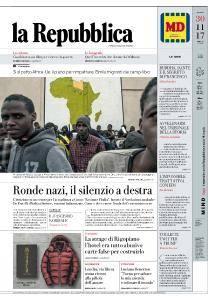 la Repubblica - 30 Novembre 2017
