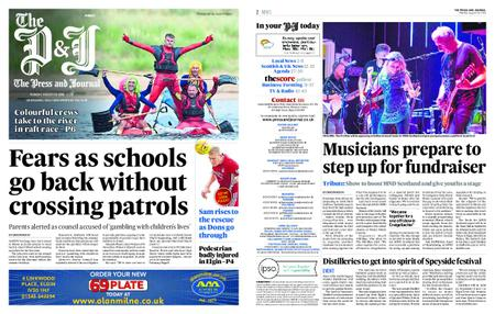 The Press and Journal Moray – August 19, 2019