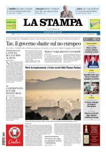 La Stampa Imperia e Sanremo - 9 Marzo 2019