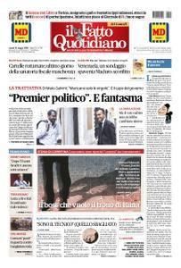 Il Fatto Quotidiano - 14 maggio 2018