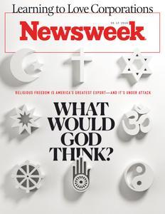 Newsweek USA - May 17, 2019