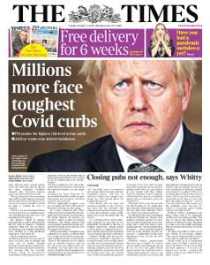 The Times - 13 October 2020