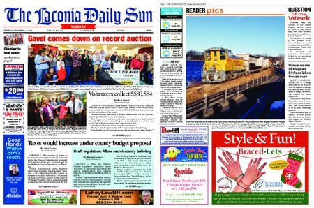 The Laconia Daily Sun – December 11, 2018