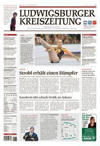 Ludwigsburger Kreiszeitung - 11. September 2017