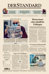 Der Standard – 08. April 2020