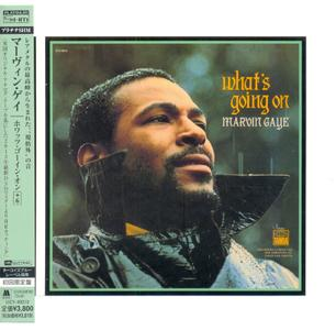 Marvin Gaye - What's Going On (1971) [Japanese Platinum SHM-CD]