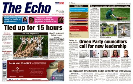 Evening Echo – May 20, 2020