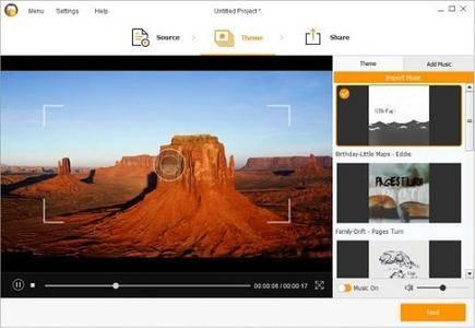 Wondershare Fotophire Slideshow Maker 1.0.0.11