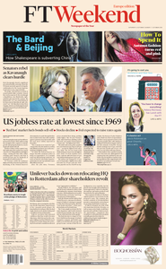 Financial Times Europe - 06 October 2018