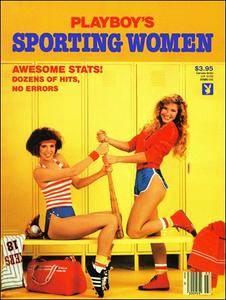Playboy's Sporting Women - March-April 1986