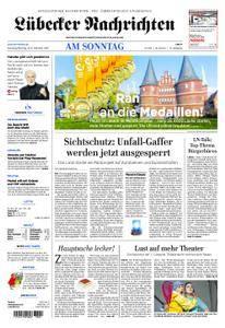 Lübecker Nachrichten Ostholstein Süd - 08. Oktober 2017