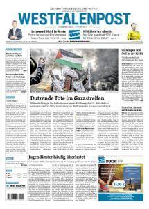 Westfalenpost Wetter - 15. Mai 2018